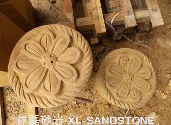 黄金砂雕刻产品