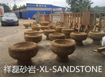 黄砂雕刻产品
